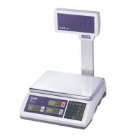 Весы торговые CAS ER Plus EU (RS-232) 30 кг со встроенным аккумулятором