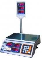 Весы торговые DIGI DS 700E P 15 kg