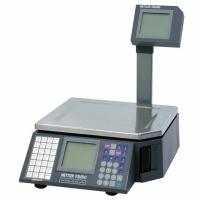 Весы торговые Mettler Toledo Tiger 3600 PRO с чекопечатью (дискретность 2/5 г, НПВ 6/15 кг.)