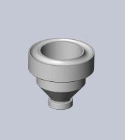 Вискозиметр ВЗ-246 NOVOTEST нержавеющая сталь, сопло 2мм