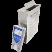 Влагомер humimeter BP1 для измерения влажности топливной гранулы (пелет) из древесины, мискантуса, чертополоха, рапса, соломы