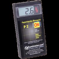 Влагомер humimeter P2 упаковочной и крафтовой бумаги, картона