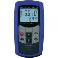 Водонепроницаемый, эталонный pH-метр, ОВП метр и термометр Greisinger GMH 5530