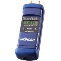 Wöhler DС 2000pro профессиональный дифманометр/термогигрометр