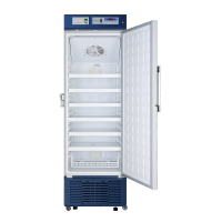 Холодильник фармацевтический  Haier HYC–390F (+2 ºС...+8 ºС)