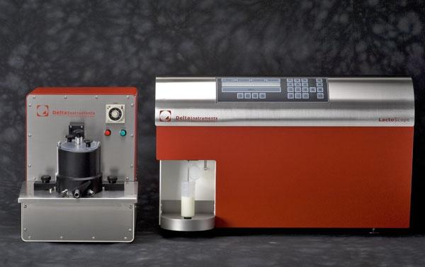 Анализатор молока инфракрасный LactoScope Filter — Model C4+