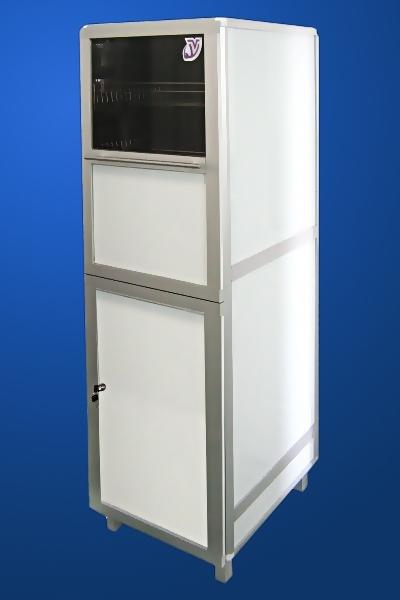 Шкафы медицинские с бактерицидными лампами ШМБ 15